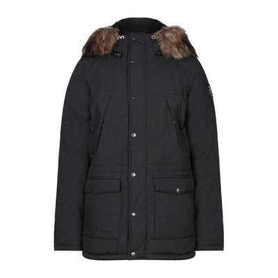 SCHOTT 合成パッド入り ファッション  メンズファッション  ジャケット  その他ジャケット ブラック