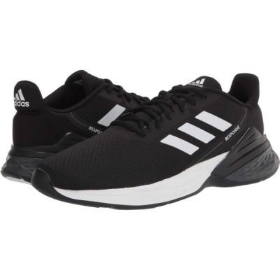 アディダス adidas Running メンズ ランニング・ウォーキング シューズ・靴 Response SR Core Black/Footwear White/Grey Six