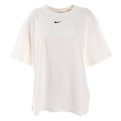 (ナイキ)nike ウィメンズ エッセンシ ャル BF S/S トップ トレーニングウエア 半袖Tシャツ CT2588−100 WHT クリアランス