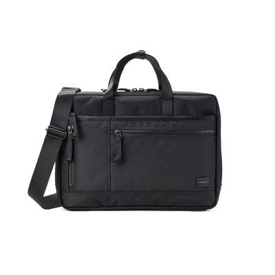 【カバンのセレクション】 吉田カバン ポーター インタラクティブ ビジネスバッグ メンズ A4 薄マチ 薄型 PORTER 536-17050 メンズ ブラック フリー Bag&Luggage SELECTION