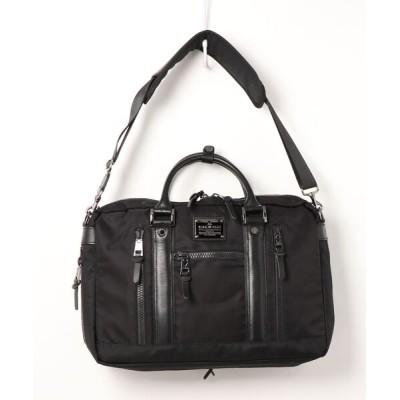 CustomCulture + 291295 HOMME / 【MAKAVELIC】 SUPERIORITY 2WAY BRIEF CASE MEN バッグ > ビジネスバッグ
