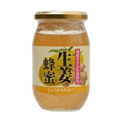 国産生姜蜂蜜 400g / ユニマットリケン