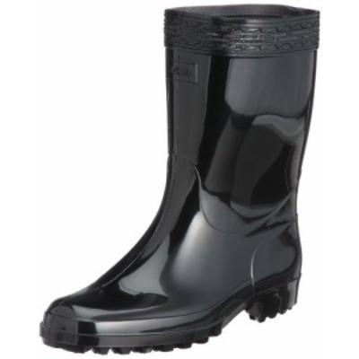 asahi shoes(アサヒシューズ) 長靴・レインシューズ ハイゼクト紳士K C265【クロ】 メンズ KG31021