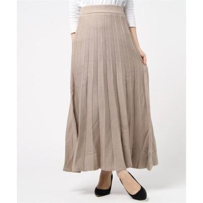スカート 12G ニットスカート