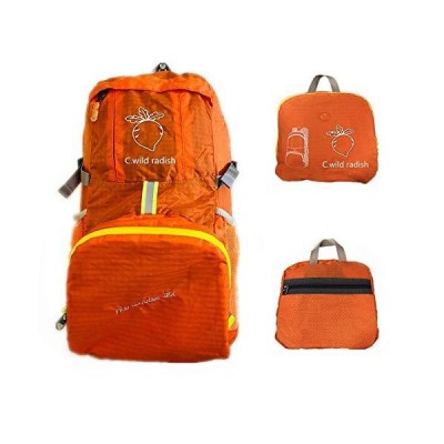 C.wild radish Lightweight Packable Travel Hiking Backpack Daypack,35L Folda