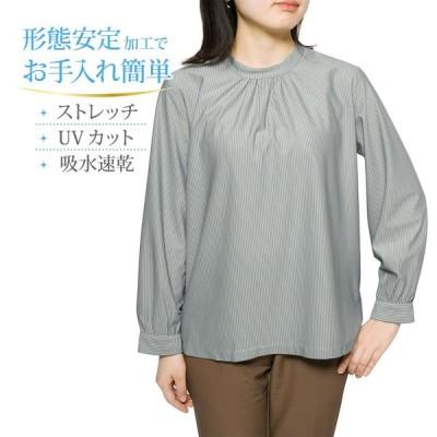 レディースシャツ 形態安定 標準型 ORANGEFIELD P36RFA006