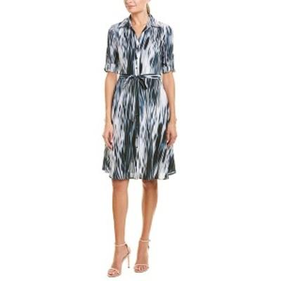 ナネットレポー レディース ワンピース トップス Nanette Nanette Lepore Mini Dress grey & black