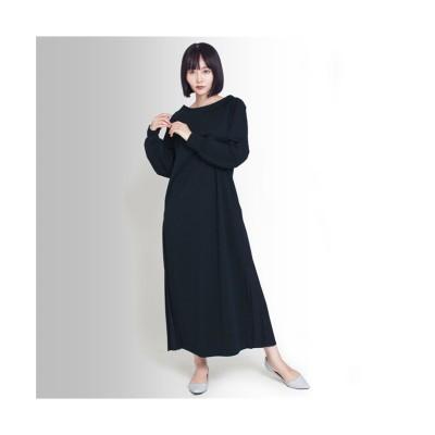 MARTHA(マーサ) バックプリ-ツスカートポンチワンピース (ワンピース)Dress