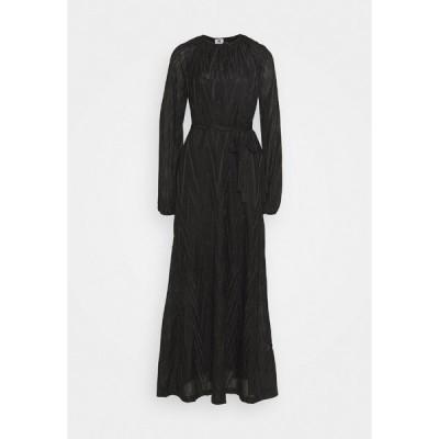 エム ミッソーニ ワンピース レディース トップス LONG DRESS - Maxi dress - black