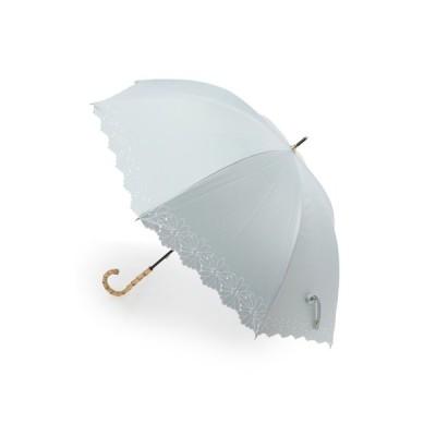 WIZ / wiz(ウィズ)フラワーボーラー刺繍長タイプ日傘