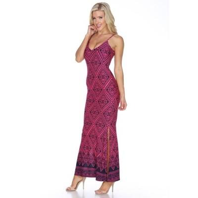 ホワイトマーク ワンピース トップス レディース Women's Nila Maxi Dress Navy