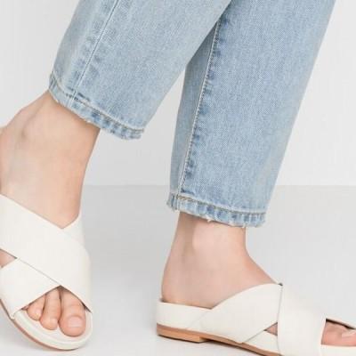 クラークス レディース 靴 シューズ PURE CROSS - Mules - white