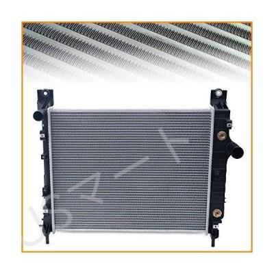 New Plastic Aluminum Replacement Radiator 2294 Compatible For Dodge Dakota 00-04 / Durango 00-03 AT
