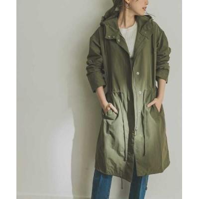 URBAN RESEARCH / BY MALENE BIRGER ALSTONIA Coat WOMEN ジャケット/アウター > モッズコート