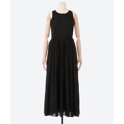 <MARIHA(Women)/マリハ> 夏のレディのドレス ノースリーブ Onyx【三越伊勢丹/公式】