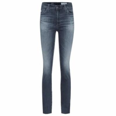 エージージーンズ AG Jeans レディース ジーンズ・デニム ボトムス・パンツ The Mari high-rise slim jeans