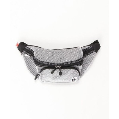 H.L.N.A / 【CHUMS】Mesh Up Fanny Pack MEN バッグ > ボディバッグ/ウエストポーチ