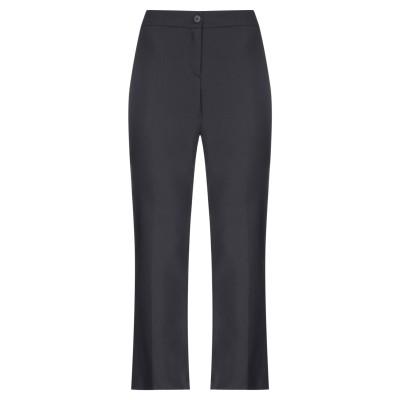 CARACTÈRE パンツ ブラック 40 コットン 54% / ポリエステル 43% / ポリウレタン 3% パンツ