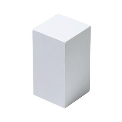 樹脂入リ 石膏 彫刻材 角柱