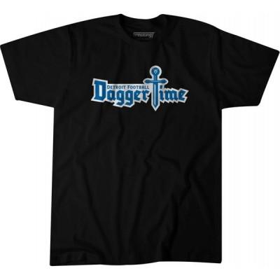 ブレイキングT BreakingT メンズ Tシャツ トップス Dagger Time Black T-Shirt