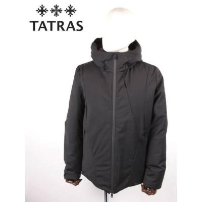 TATRAS タトラス PECOS ダウンブルゾン 止水ファスナー ストレッチ MTK20A4188 BLACK ブラック 国内正規品