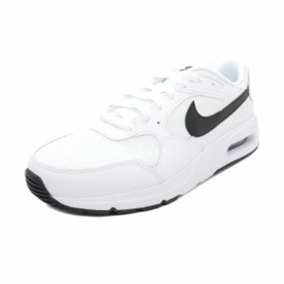スニーカー ナイキ NIKE エアマックスSC ホワイト/ブラック/ホワイト CW4555-102 メンズ シューズ 靴 21HO
