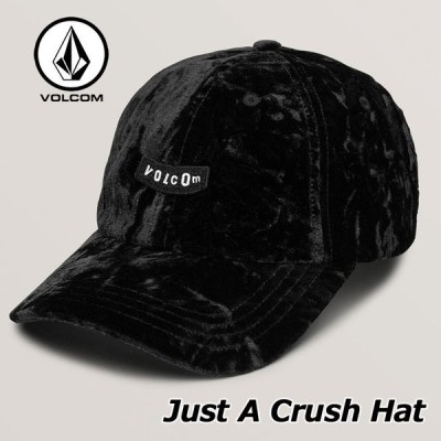 VOLCOM ボルコム レディース キャップ CAP  JUST A CRUSH HAT E5541903 【返品種別OUTLET】