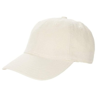 Madewell Broken in Baseball Hat レディース 帽子 Alabaster