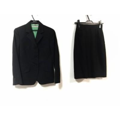 ポールスミスウィメン PaulSmith women スカートスーツ サイズ38 M レディース 美品 - 黒【中古】20200905