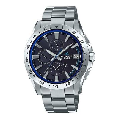 国内正規品 CASIO OCEANUS カシオ オシアナス Bluetooth 標準電波 アプリ対応 メンズ腕時計 OCW-T3000-1AJF