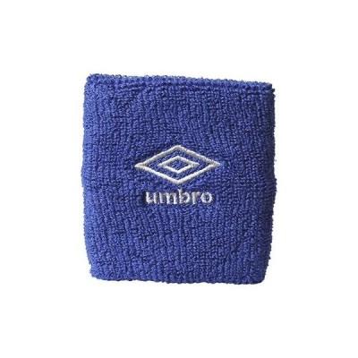 UMBRO アンブロ リストバンド ブルー BLU F