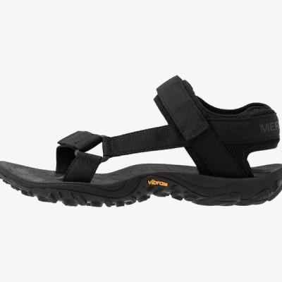 メレル メンズ スポーツ用品 KAHUNA - Walking sandals - black
