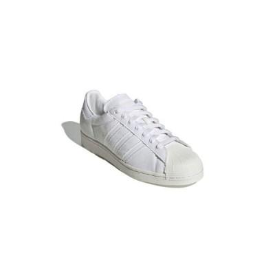 adidas(アディダス) スーパースター (フットウェアホワイト/フットウェアホワイト/オフホワイト)