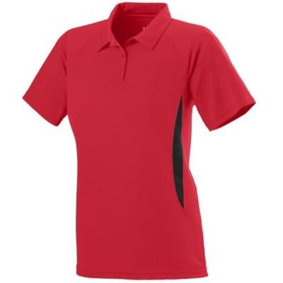 ユニセックス 衣類 トップス Augusta LADIES MISSION SPORT SHIRT RED/BLK M グラフィックティー