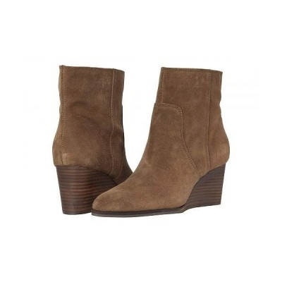 Lucky Brand ラッキーブランド レディース 女性用 シューズ 靴 ブーツ アンクル ショートブーツ Wafael - Canteen