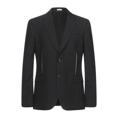 アレキサンダー マックイーン ALEXANDER MCQUEEN テーラードジャケット ブラック 48 ウール 100% テーラードジャケット