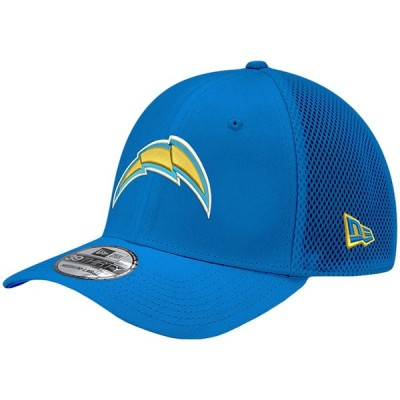 Los Angeles Chargers New Era Neo 39THIRTY Flex キャップ - Powder Blue
