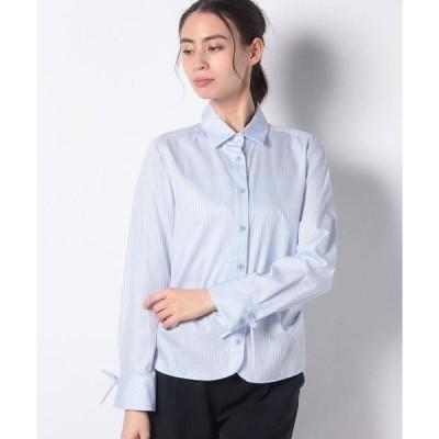 LA JOCONDE / ラ ジョコンダ 先染ドビーシャツ