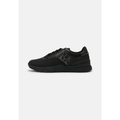メンズ 靴 シューズ SPARROW - Trainers - black