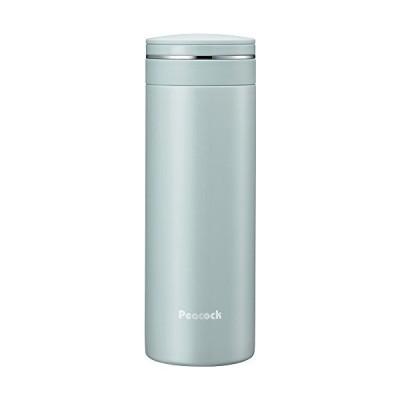 ピーコック 水筒 ステンレスボトル スクリューマグ チョーク 400ml AMN-40 H
