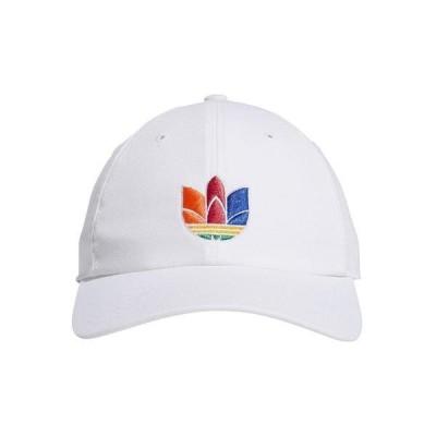 アディダス メンズ 帽子 アクセサリー Originals 3-D Trefoil Strapback