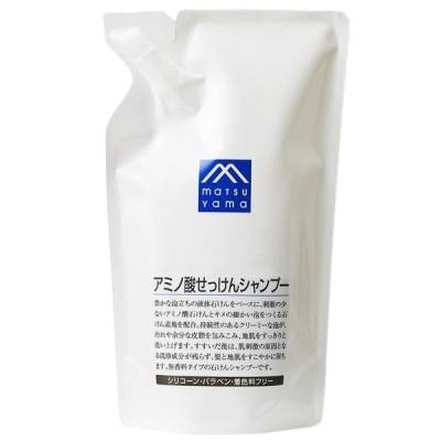 M mark アミノ酸せっけんシャンプー 詰替用 550ml