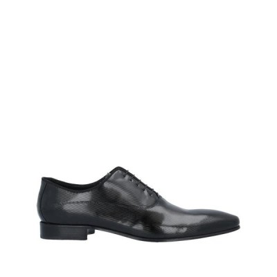 MAESTRAMI レースアップシューズ  メンズファッション  メンズシューズ、紳士靴  その他メンズシューズ、紳士靴 ブラック