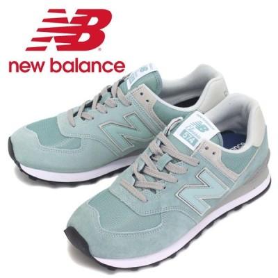 new balance (ニューバランス) ML574 ESB スニーカー STORM BLUE NB573