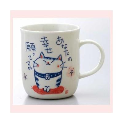 福猫 マグ(祈願) K7134