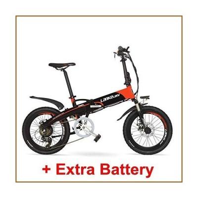 """並行輸入品ZTBXQ Sports Outdoors Commuter City Road Bike Bicycle Mountain G660 48V 10Ah Hidden Battery 20"""" Pedal Assist Folding Electric"""