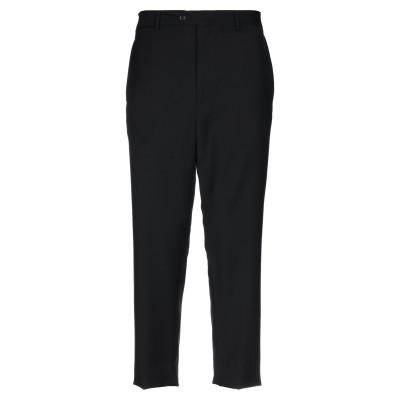 SARTORIAL MONK パンツ ブラック 46 ウール 100% パンツ