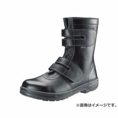 シモン 安全靴 長編上靴マジック式 SS38黒 27.0cm SS3827.0 [r20][s9-830]