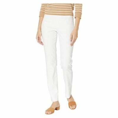 ニックゾー NIC+ZOE レディース ボトムス・パンツ Polished Wonderstretch Pants Paper White