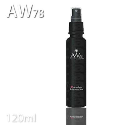 アメイジングウォーター78 プレミアム ブローローション 120ml ホームユース AW78 プロ用美容室専門店